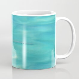 Fish Swimming in the Ocean Coffee Mug