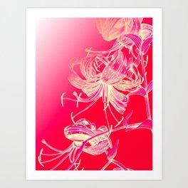 Tiger Lilies II Art Print