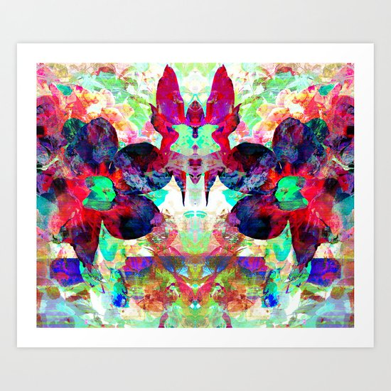 Overgrowth Art Print