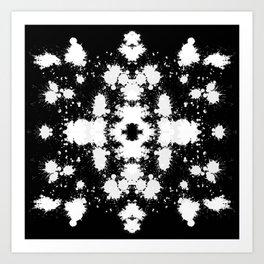 Rorsch 2 Art Print