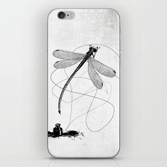 Here, There & Back Again. iPhone Skin