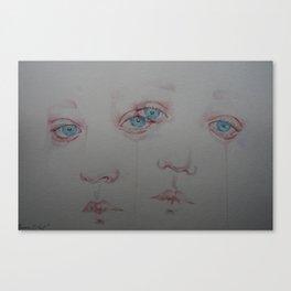 Something Canvas Print