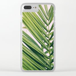 Her Majesty #3 Clear iPhone Case