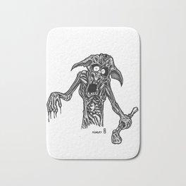 Zombie goblin Bath Mat