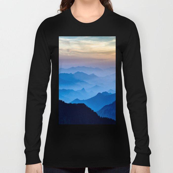 Mountains 11 Long Sleeve T-shirt