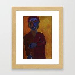 Tadeo Framed Art Print
