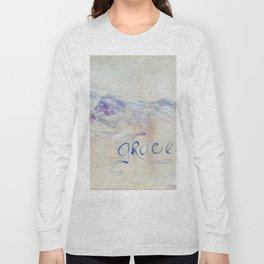 Grace Mountains by Ainé Daveéd Long Sleeve T-shirt