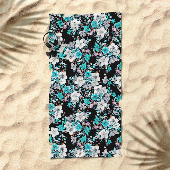Hellaborus III Beach Towel