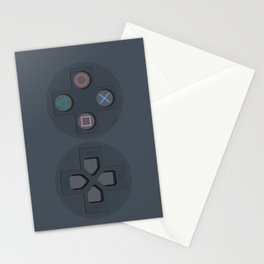 PlayStation - D-Pad Stationery Cards