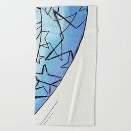 Energy Star Texture Beach Towel