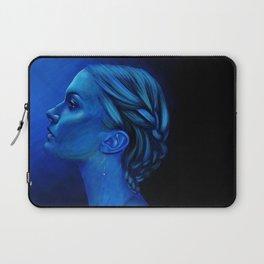 Blauw Laptop Sleeve