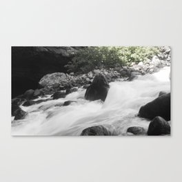 Sinks of the Popo Agie Canvas Print