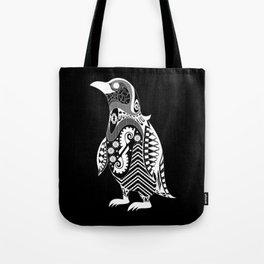 kuro penguin Tote Bag