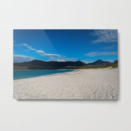 Wineglass Bay Metal Print