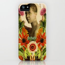 There's Magic In Moonlight iPhone Case