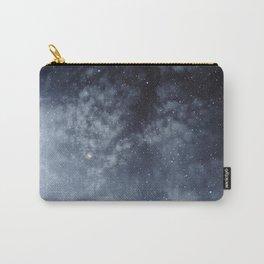 Blue veiled moon Carry-All Pouch