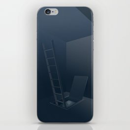 Escape the room iPhone Skin