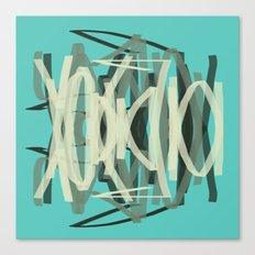 YAWN Canvas Print
