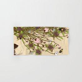 Wild Flowers Part 2 Hand & Bath Towel