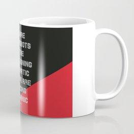 We are the Robots Coffee Mug