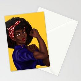 Queen Rosie Stationery Cards