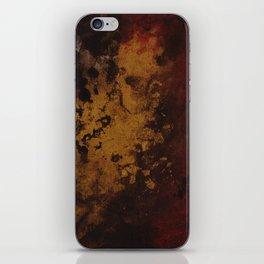 Calcium Drop iPhone Skin