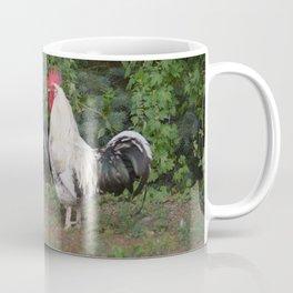 Rise and Shine Rooster - Farm Animal Photography Coffee Mug