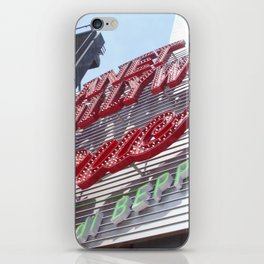 Welcome to the Big City iPhone Skin
