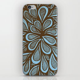 Abstract Zendoodle Warhol Style iPhone Skin
