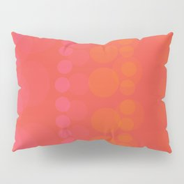 String of Pink Pearls Pillow Sham