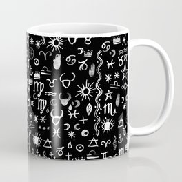 Celestial Symbols Coffee Mug