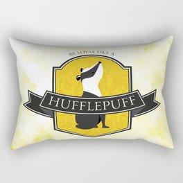 BE LOYAL Rectangular Pillow