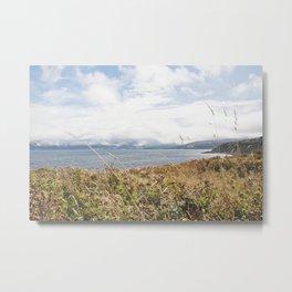 Meat Cove, Cape Breton Metal Print