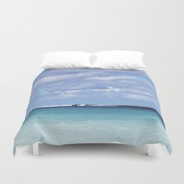 Bahamas Cruise Series 143 Duvet Cover