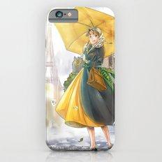 bonjour paris! Slim Case iPhone 6s