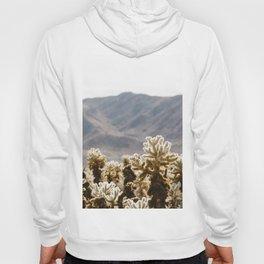 Cholla Cactus Garden Hoody