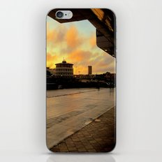 The City Terminal iPhone & iPod Skin