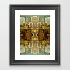 Monaco Framed Art Print