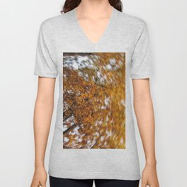 Autumn Daze II Unisex V-Neck