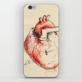 Cabinet of Curiosities No.5 iPhone Skin