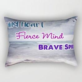 Adventure Inspiration Rectangular Pillow