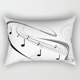 DT MUSIC 3 Rectangular Pillow