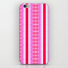 Stripes-002 iPhone Skin