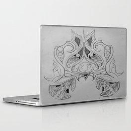 Cryptic face Laptop & iPad Skin