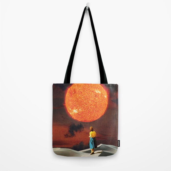 Your Heart Is The Sun Tote Bag