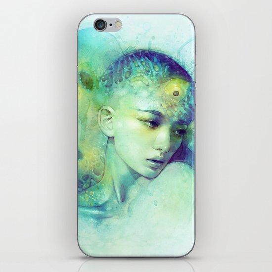 Fin iPhone & iPod Skin