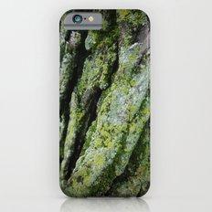moss, bark iPhone 6s Slim Case