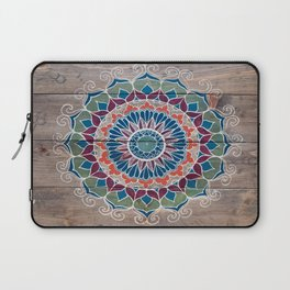 Joey Mandala Laptop Sleeve