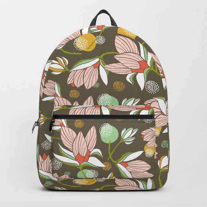 Magnolia Blossom Backpack
