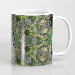 Green Queen Coffee Mug